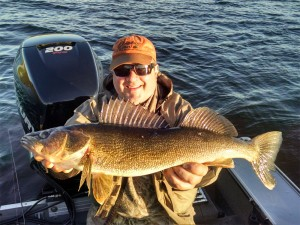 slide-hayward-wi-walleye-guide