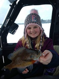 Family Friendly Ice Fishing
