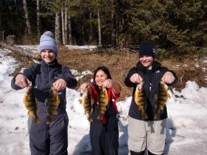 Northern Wisconsin Ice Fishing Guide
