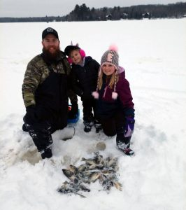 Cable, Wisconsin Ice Fishing Guide